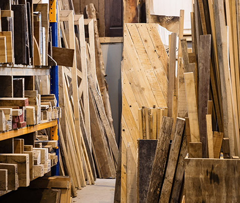 Choosing Types of Wood | Oxford Wood Recycling