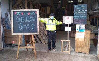 Reopening the doors (again!) – Monday 8th March